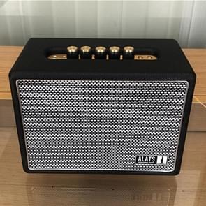 Hoge kwaliteit luidspreker model decoratie rekwisieten luidspreker real machine shell gemaakt luidspreker model  kleur: zwart (groot)