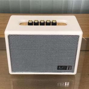 Hoge kwaliteit luidspreker model decoratie rekwisieten luidspreker real machine shell gemaakt luidspreker model  kleur: wit (groot)