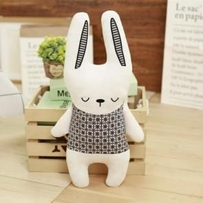Plush Stuffed Bear Rabbit Unicorn Cushion Toys Cute Animals Pillow Toy(Rabbit)