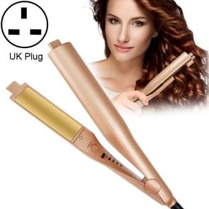 2 in 1 Hair Curlers Straightener Perm Styler Wand