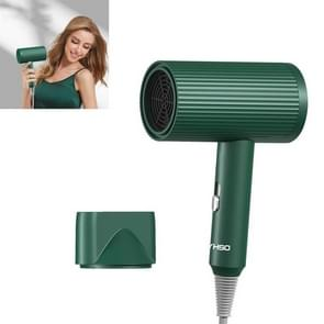 FLYHSO Y-20 Household Negative Ion High-Power Hot And Cold Air Hair Dryer CN Plug(Green)