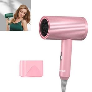 FLYHSO Y-20 Household Negative Ion High-Power Hot and Cold Air Hair Dryer CN Plug (Roze)