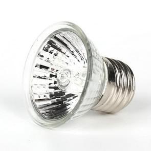 UVA+UVB Full Spectrum Solar Reptile Lamp Lizard Light Turtle Reuzenlamp  Specificatie: 75W