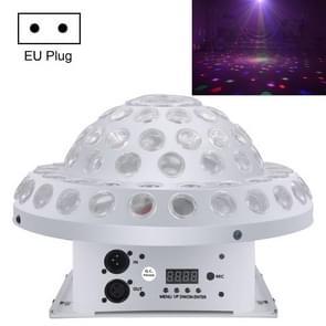 L-D06 10W Cosmic Laser Light Bar Decoratie Laser Light LED Stage Starry Sky Projector Light  Specificatie: EU Plug