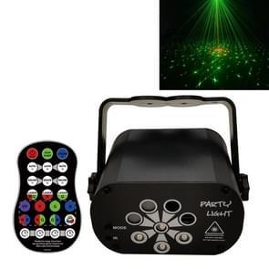 R90 8W UV Mini Laser Light Sound Control Induction Stage Atmosphere Light Bar KTV Laser Light  Specification: USB Plug-in