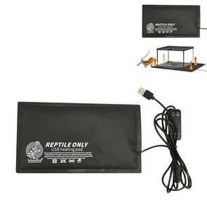 Weten klimmen Pet Thermostaat Time Switch Thermostatic Waterproof USB Verwarming Pad  Specificatie: Drie-speed temperatuurregeling  grootte: M