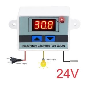 XH-W3001 Digital LED Temperature Controller Arduino Cooling Heating Switch Thermostat NTC Sensor 24V
