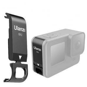 ULANZI G9-2 Battery Side Interface Cover voor GoPro HERO9 Zwart