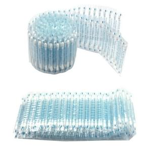 100 PCS Disposable Medical Alcohol Disinfection Cotton Swab Health Care Tool
