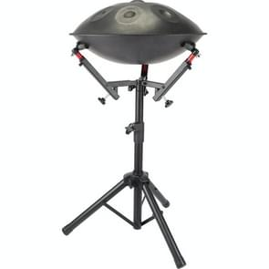 Draagbare Lifting Drum Stand Hand Disc Drum Rack Stand Stalen Tong Drum Stand