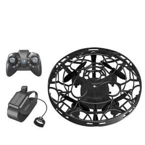 Bekijk afstandsbediening Smart Sensor Aircraft UFO Four-Axis Drie-assige minidrone  kleur: gebarensensor+horloge+afstandsbediening (zwart)