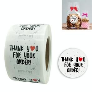 3 PCS Sealing Sticker Holiday Decoratie Label  Maat: 3.8cm / 1.5inch(A-10)