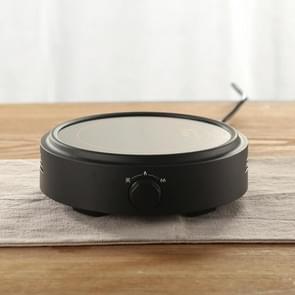 Mini Kleine elektrische keramische kachel Theonuis Inductie cooker  CN Plug (Zwart)