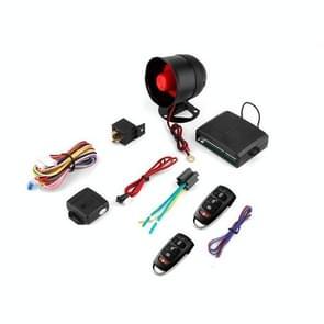 2 Set One-Way Car Anti-Theft Alarm 12V Veiligheidsmodificatie Benodigdheden
