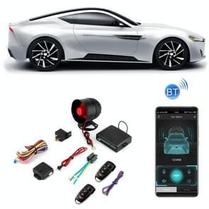 2 Set One-Way Auto Anti-Theft Alarm Mobiele Telefoon APP Control Anti-Theft Alarm