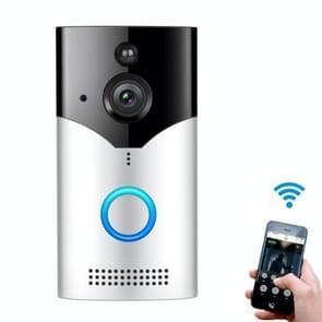 WT602 Low-Power Visual Smart Video Doorbell WiFi Voice Intercom Remote Monitoring Deurbel  Specificatie: Deurbel