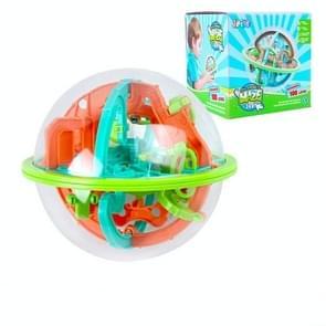 101217 100 Levels Intelligence Doorbraak Maze Ball Magic Ball Portable Kinderen Speelgoed