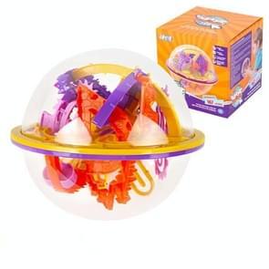 101207 167 Levels Intelligence Doorbraak Maze Ball Magic Ball Portable Children Speelgoed