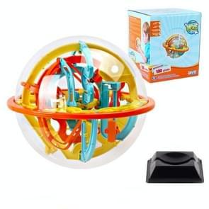101212 100 Levels Intelligence Doorbraak Maze Ball Magic Ball Portable Kinderen Speelgoed