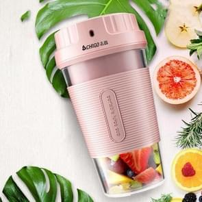 CHIGO ZG-TJ12 Portable Juicer Cup Small Home Wireless Sports Juice Cup Mini Oplaadbare Juicer