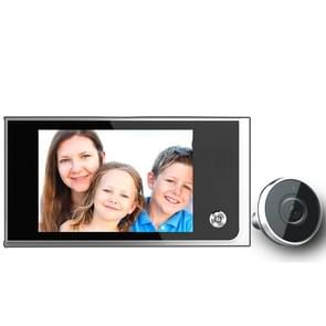 SF520A 2 0 miljoen pixels draadloze antidiefstal slimme videodeurbel met 3 5 inch beeldscherm