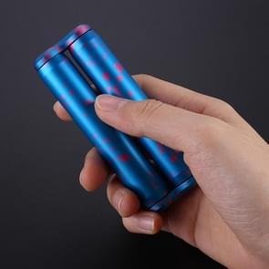 Decompressie Roller ONO Creative Decompressie Speelgoed Anti-Irritability Decompressie Vingertop roller  kleur: Kleurrijk Blauw