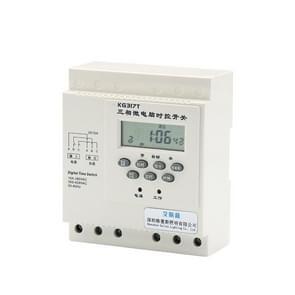 KG317T 380V Microcomputer Tijdgestuurde schakelaar automatische timer waterpomp beluchtercontroller