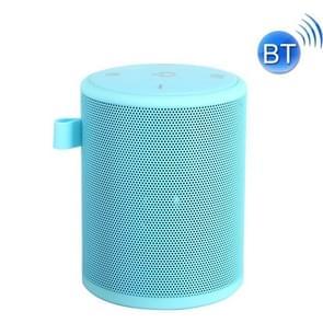T2 min Outdoor Wireless Bluetooth Speaker Subwoofer Waterdichte luidspreker met karabijn (Blauw)