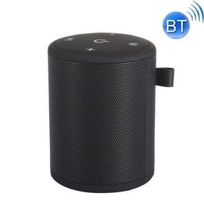 T2 min Outdoor Wireless Bluetooth Speaker Subwoofer Waterdichte luidspreker met karabijn (Zwart)