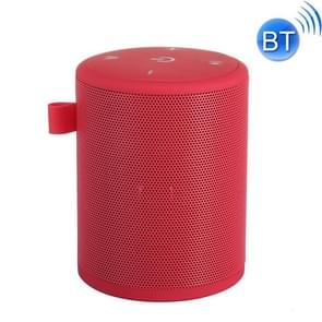 T2 min Outdoor Wireless Bluetooth Speaker Subwoofer Waterdichte luidspreker met karabijn (Rood)