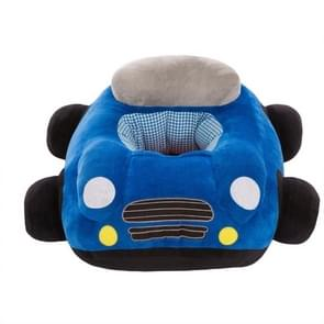 Baby Seats Sofa Cartoon Chair Toys Car Sofa(Blue)