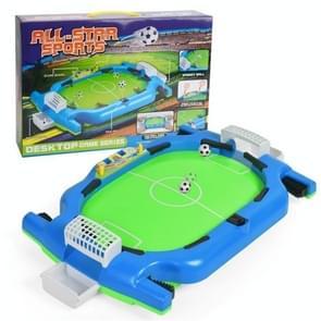 Kinderen Educatieve Two-Person Battle Scoring Football Toy Parent-Child Interactieve Ejection Bordspel Speelgoed Voetbalveld