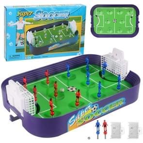 Kinderen Educatieve Two-Person Battle Scoring Football Toy Parent-Child Interactieve Ejection Bordspel Speelkastje Voetbaltafel
