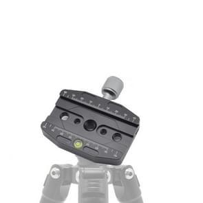 YJ CL-90N 90mm Quick Release Adapter Plate Mount voor Arca