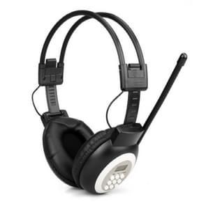 Retekess TR101 Headset FM Radio(One Size)