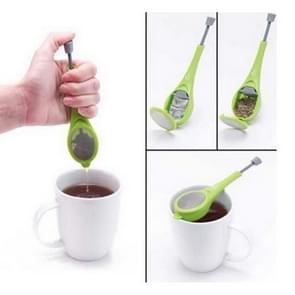 Silicone Tea Infuser Tea Strainer Tea Filter, Color:At Random