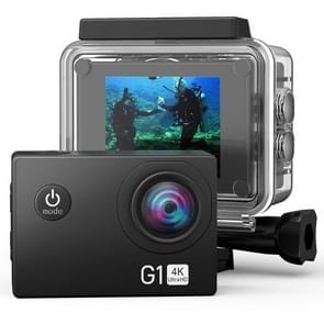G1 4K 16 miljoen Pixel sportcamera met waterdichte behuizing WiFi-afstandsbediening DV-camera 2 0 inch 170 A+ groothoek