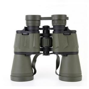 Luxun 20X50 Outdoor Verrekijker Low Light Night Vision Non-Infrared High Power Verrekijker (ArmyGreen)