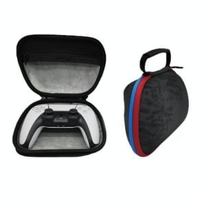 Game Console Bag Universal Storage Bag geschikt voor Switch Pro / PS4 / PS5(Zwart)
