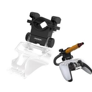 DOBE TP5-0573 Game Handle Pipe Clip Telefoonhouder Clip voor PS5