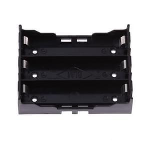 10 PCS Pin-type Power Battery Shrapnel Slot Storage Box Box Holder voor 3 x 18650 batterij