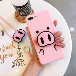 Cute Cartoon Funny Pig Nose TPU Soft Phone Case For iphone6 6s