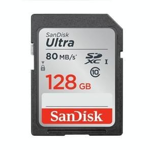 SanDisk Video Camera High Speed Geheugenkaart SD-kaart  kleur: zilveren kaart  capaciteit: 128GB