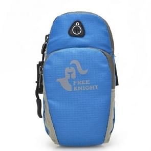 Ultra Light Sport apparatuur mobiele telefoon arm tas  specificatie: onder 5 5 inch (Blauw)