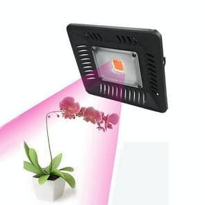 50W Ultra-thin LED Plant Light  Full Spectrum COB Growth Light  Groente  Fruit & Flower Greenhouse Fill Light Zonder stekker