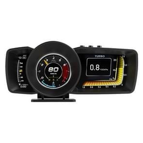 AP-7 HUD Head-Up Display OBD GPS Dual System Driving Computer Gemodificeerde LCD-code tabel