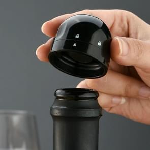 5 PCS gas-locked champagne stop per mini mousserende wijn stop verzegeld en lek-proof vershoudende stop