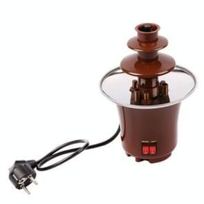 Mini Fountain Creative Design Chocolate Heating Fondue Machine