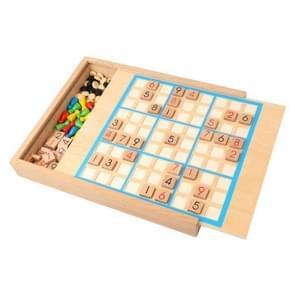 5 In 1 multifunctionele Sudoku Flying Gomoku bordspel vroeg onderwijs puzzelspel bord