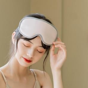 M02 Office Home Portable USB Type Remote Control Steam Sleep Massage Eye Mask (Roze)